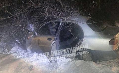 Под г. Каменское произошло ДТП  Днепродзержинск