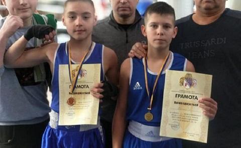 Мастера кожаной перчатки  г. Каменское успешно выступили на Чемпионате области Днепродзержинск