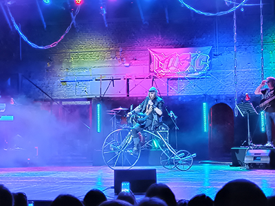 В Каменском театре отгремело «Рок-шоу. Золоті хіти» Днепродзержинск