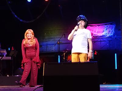 В Каменском отгремело «Rock Show Gold Hits» от театра им. Леси Украинки Днепродзержинск