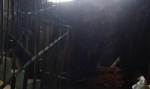 В Днепровском районе Каменского ликвидировали пожар Днепродзержинск