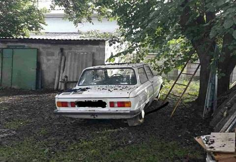 В Каменском из арендованного гаража украли «Запорожец» Днепродзержинск