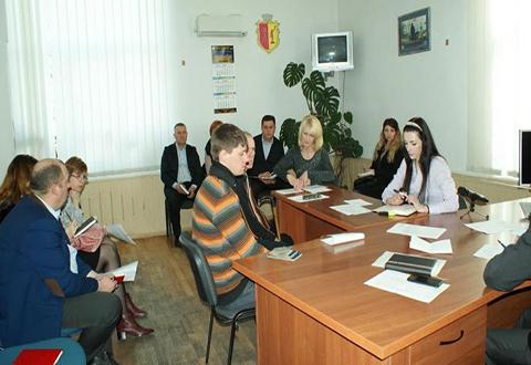 Градоначальник Каменского провел личный прием граждан  Днепродзержинск