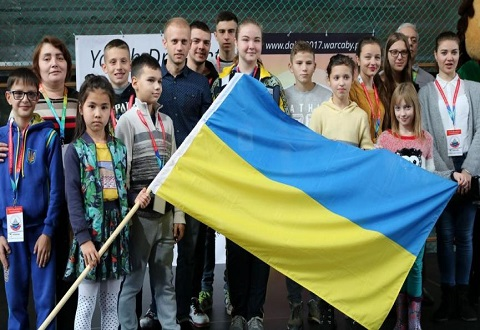 Каменская шашистка Вера Попруга боролась за медаль чемпионата мира в шашках-100 Днепродзержинск