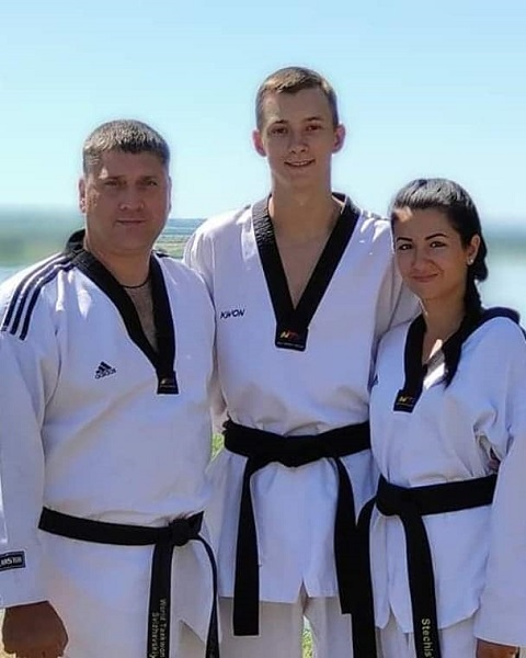 Каменчанин взял «бронзу» на чемпионате Европы по тхэквондо Днепродзержинск