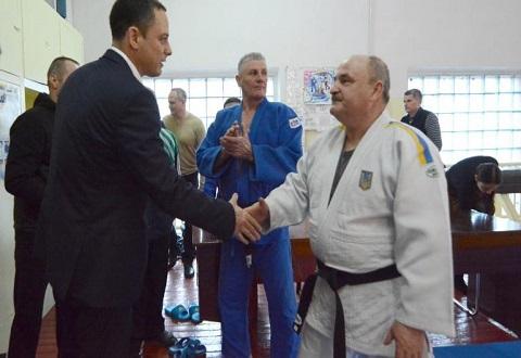 Федерация  дзюдоистов г. Каменское сможет проводить соревнования международного уровня Днепродзержинск