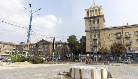 В Каменском ко Дню города будет установлена скульптурная композиция Днепродзержинск