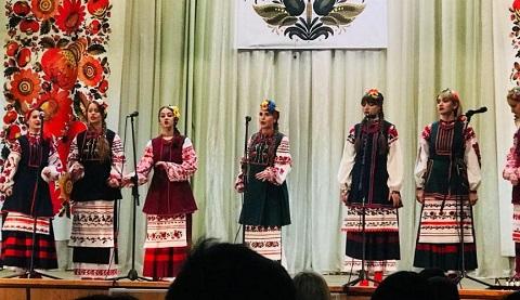 День защитника Украины в Каменском отпраздновали с концертом Днепродзержинск