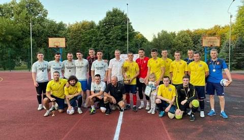 «Летние молодежные игры» в Каменском посвятили Дню молодежи  Днепродзержинск