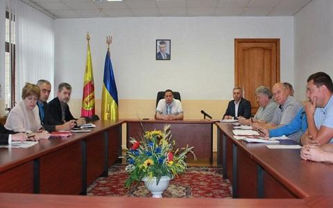 В Каменском прошло заседание штаба по решению вопросов децентрализации отопления Днепродзержинск