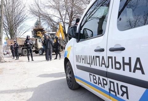 В Каменском прошло рабочее совещание по вопросу работы «Муниципальной гвардии» Днепродзержинск