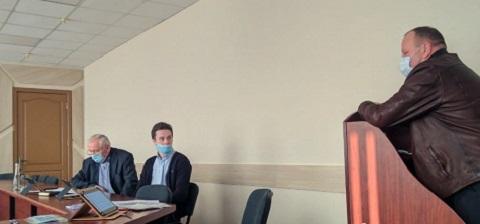 Каменские депутаты обсудили вопрос объединения парков города в единое коммунальное предприятие Днепродзержинск