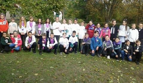 В городе Каменское провели первый этап эколого-патриотической игры Днепродзержинск