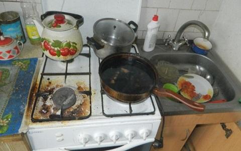 Спасатели Каменского выезжали на сигнал о дыме в квартире многоквартирного дома Днепродзержинск