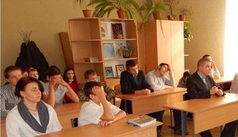 О выборе и особенностях профессии говорили с детьми Каменского Днепродзержинск