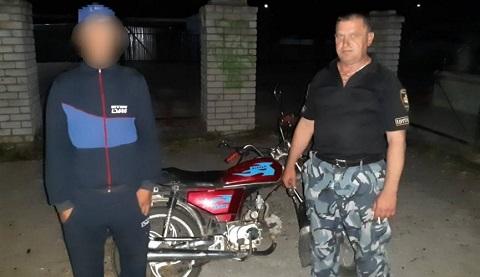 В г. Каменское задержали нетрезвого водителя  Днепродзержинск
