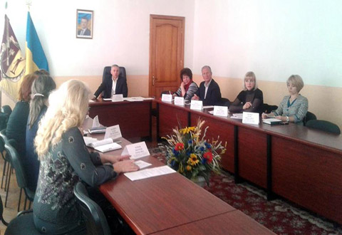 О легализации зарплат говорили на заседании рабочей группы в Каменском Днепродзержинск