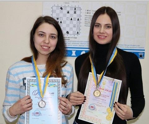 На областном чемпионате шашисты г. Каменское стали чемпионами Днепродзержинск