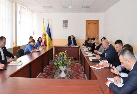 О децентрализации отопления говорили на совещании в Каменском Днепродзержинск