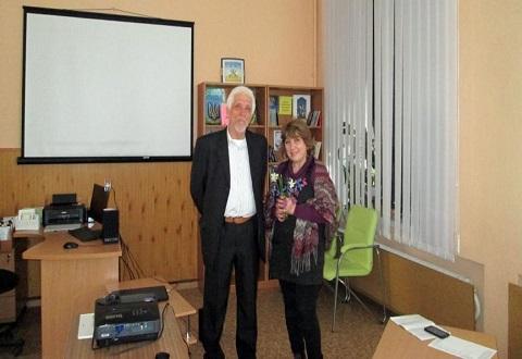 Любители интеллектуального кино в Каменском провели заседание клуба Днепродзержинск