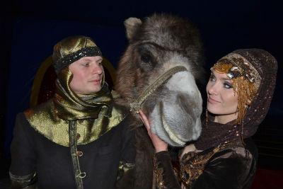 Впервые в Каменском Цирк-шапито представляет «Cмайл-шоу» Днепродзержинск