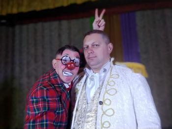 Впервые в Центральном парке Каменского Цирк-Шапито «Smile-шоу»! Днепродзержинск