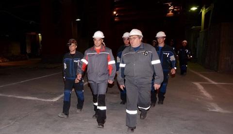 Градоначальник Каменского провел рабочую встречу с гендиректором «ДМК» Днепродзержинск