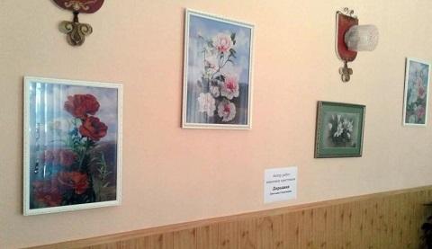Каменчан приглашают посетить выставку творческих работ Днепродзержинск