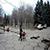 Парк культуры в Каменском ограждают забором