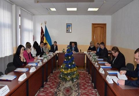 Каменский исполком провел внеочередное заседание Днепродзержинск