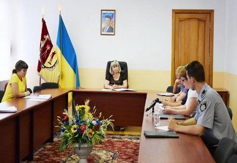 Межведомственный координационный совет в Каменском рассмотрел вопрос правовой помощи участникам АТО Днепродзержинск