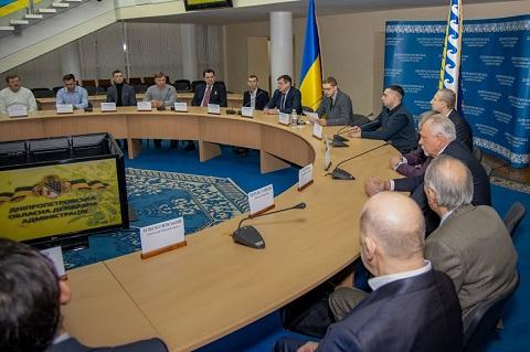 Каменчанин получил государственную награду Днепродзержинск