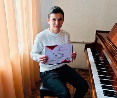 Таланты Каменского стали победителями интернет-конкурса  Днепродзержинск