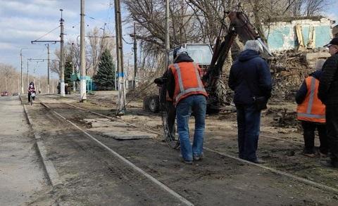 В Каменском восстановили полный маршрут движения трамвая № 4  Днепродзержинск