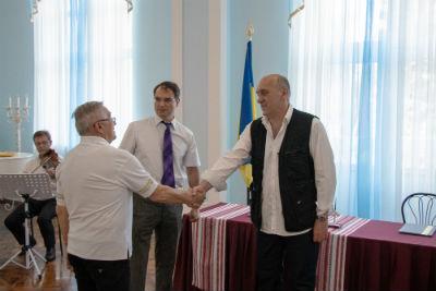 В Каменском стартовал ХI Международный театральный фестиваль «Класика сегодня» Днепродзержинск