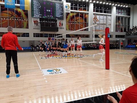 Каменская команда «Прометей» уверенно переиграла «Билозгар» в первой встрече Днепродзержинск