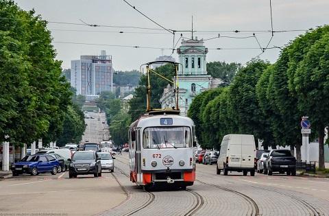 Транспорт г. Каменское сегодня Днепродзержинск