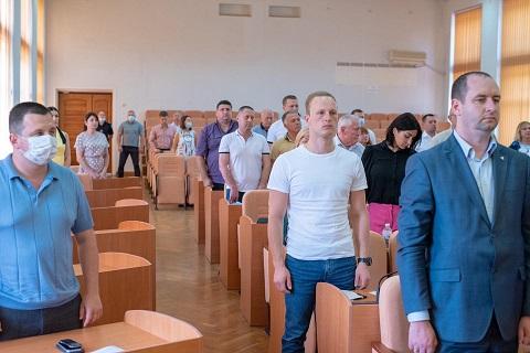 Депутаты горсовета г. Каменское поддержали экологические проекты в рамках «Бюджета участия» Днепродзержинск