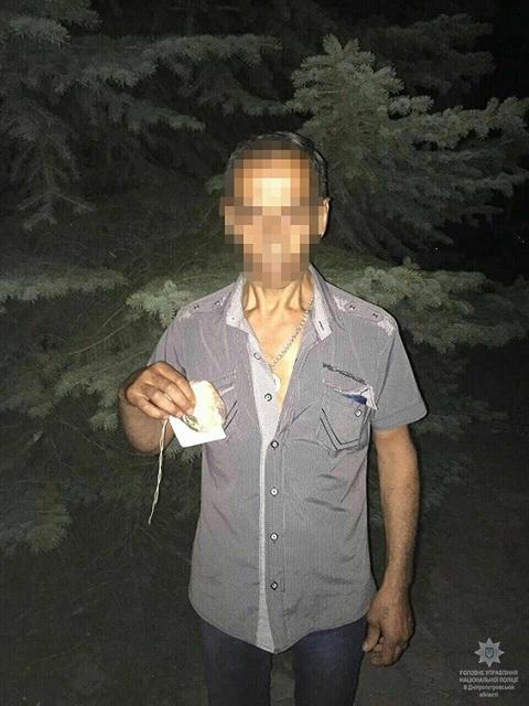 Миграционная служба получила информацию о задержанном в Каменском иммигранте без документов Днепродзержинск
