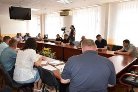 В Каменском говорили об экологии Днепродзержинск