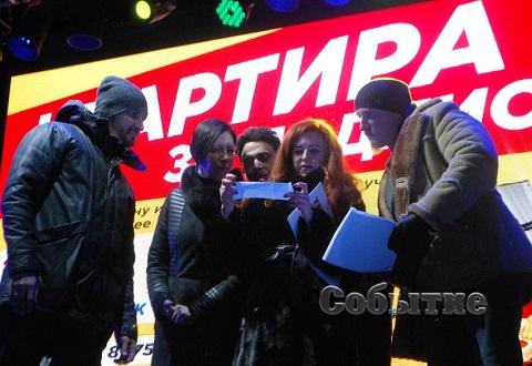 Жительница г. Каменское выиграла квартиру Днепродзержинск