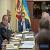 Градоначальник города Каменское провел совещание по вопросу СОШ № 20