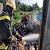 Спасатели ГПСЧ № 9 г. Каменское ликвидировали пожар в частном доме