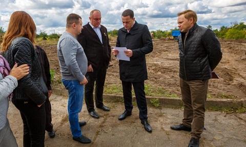 Каменский городской голова провел выездное совещание Днепродзержинск