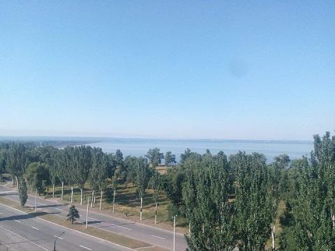 Каменчане отмечают день рыбака Днепродзержинск