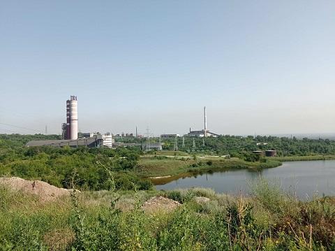 В Каменском провели выездное совещание по вопросу рекультивации Ясиновой балки Днепродзержинск