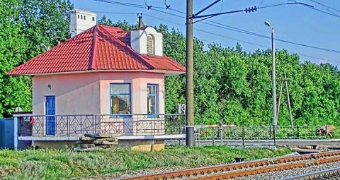 На железной дороге в г. Каменское нашли труп Днепродзержинск