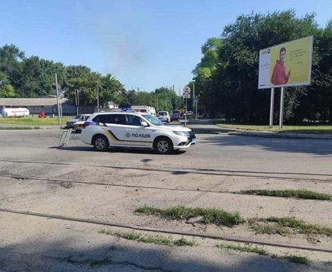 В Каменском ДТП с пострадавшим пешеходом Днепродзержинск