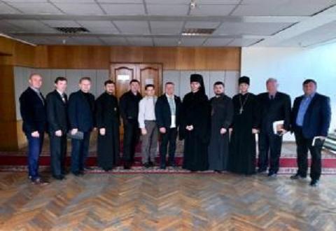Духовный совет г. Каменское провел очередное заседание Днепродзержинск