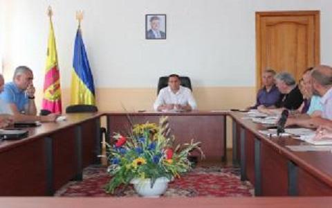 Градоначальник г. Каменское провел заседание Штаба по подготовке к зимнему периоду Днепродзержинск
